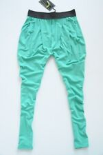 IMPERIAL Italy - comfortable green tapered pants 8 / S