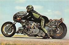 B58101 Motorbike Motos Motocross Courses sur route road racing