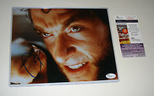 Hugh Jackman Signed 8x10 color Photo JSA CERT FREE SHIPPING