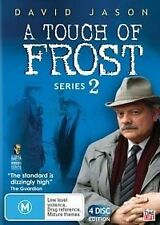 A Touch Of Frost : Season 2 (DVD, 2008, 4-Disc Set)
