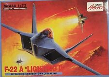 Aero Plast 1/72 F-22 A Stealth II Lightning New