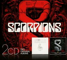 SCORPIONS - UNBREAKABLE/STING IN THE TAIL 2 CD NEU