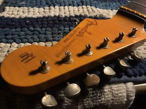 Rift Sawn Flame Maple Stratocaster-Lorraine Relic