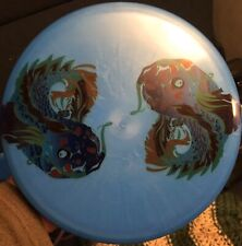 Two Fish Art Print G-star G* Roc 3 180 g Innova Disc Golf New 9.5+/10 1 Of 1