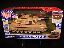 NIB 2002 Funrise Hasbro G.I. JOE Motorized Combat Assault Tank