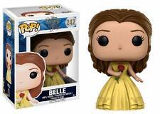 FIGURE LA BELLA E LA BESTIA BELLE BEAUTY AND THE BEAST POP FUNKO CINEMA MOVIE #1