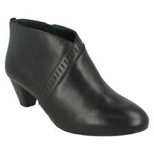 Clarks Block Wide (C, D, W) Boots for Women