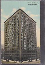 Rockefeller Building Cleveland  Ohio  #D16