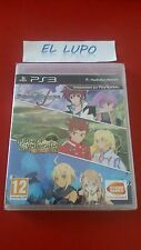 PACK TALES OF GRACES + TALES OF SYMPHONIA CHRONICLES NEUF SOUS BLISTER VF