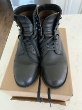 Wolverine 1000 Mile 1940 Men's Boots Black Size 12 D