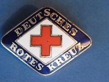 Altes Abzeichen Brosche Deutsches Rotes Kreuz