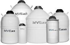 Brymill MVE Liquid Nitrogen Tank - Dewar 50Lt 14-17 Week Holding Time 501-50