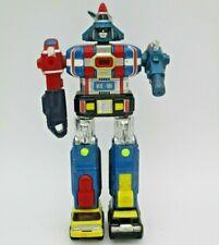 Vintage Japan Popy KikouKantai Dairugger XV Deluxe Chogokin GB-73 Die-Cast Robot