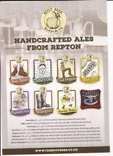 Boot Beer (Repton) - flyer - free pp(UK)