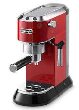 De'Longhi EC680R Dedica 15-Bar Pump Espresso Machine Red