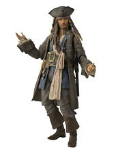 Pre-order BANDAI S.H. Figuarts Pirates of the Caribbean Captain Jack Sparrow