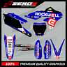 YAMAHA YZ YZF 125 250 450 WR WRF MOTOCROSS MX GRAPHICS FULL KIT NICCO IZZI
