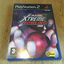 AMF Extreme Bowling 2006 PS2 Playstation 2 UK PAL