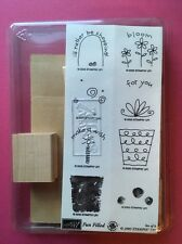 Stampin' Up!  2005 Fun Filled Contemporary Set of 8 New