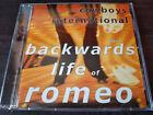 COWBOYS INTERNATIONAL - Backwards Life Of Romeo CD New Wave /Alternative Rock