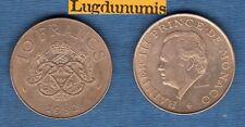 Monaco - Rainier III 1949 - 2005 - 10 Francs 1982 - MONACO