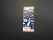 RED SOX UNUSED WORLD SERIES TICKET 2004 GAME#7 NEAR MINT CONDITION