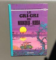 Spirou et Fantasio n°25. Le gri-gri du niokolo-koba. Dupuis 1974 EO
