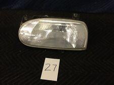 93 94 95 96 97 98 99 Volts Wagon Golf Left headlight 27