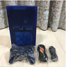 Japanese Playstation 2 Ocean Blue Console PS2 Japan Import SCPH-37000 JP Seller