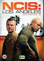 Ncis Los Angeles: Season 8 [DVD][Region 2]