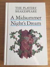 A Midsummer Night's Dream (The Players' Shakespeare),
