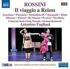 Rossini: Il viaggio a Reims, New Music