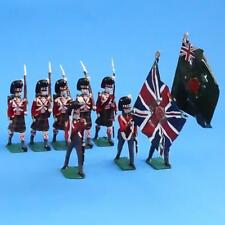 MI-457 - Cameron Highlanders Colour Party and Troopers - Britains Recast