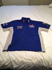Dixon Yamaha Motocross Camisa usado por Billy Mackenzie cuando él corrió su YZF 250