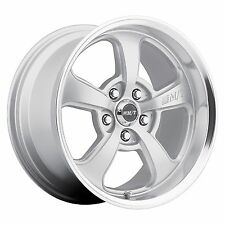 "Mickey Thompson SC-5 20"" STAGGERED SET +32/45mm Hyper Silver 05-14 Ford Mustang"