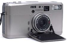 Contax Compact Film Cameras