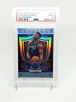 2019-20 Panini Prizm Draft Picks ZION WILLIAMSON #51 Silver PSA 9 Rookie Duke RC