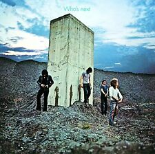 THE WHO ~ WHO'S NEXT NEW SEALED CD Baba O'Riley,Behind Blue Eyes,Bargain,My Wife