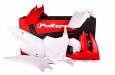 POLISPORT PIT BIKE KIT IN PLASTICA HONDA CRF 110 2013 - 2018 ORIGINALE RED E