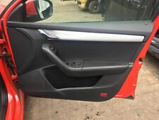 SKODA OCTAVIA MK3 2013-2017 DOOR PANEL/CARD - DRIVER FRONT