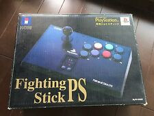 SONY PLAYSTATION  HORI FIGHTING STICK PS JAPAN PLAY STATION SLPH00002