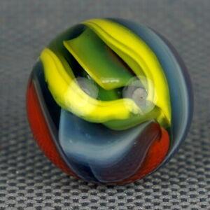 NM+ 5/8 Vacor Early Run Michelangelo-One Killer Marble