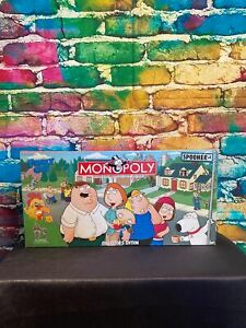 Family Guy Collector's Edition Monopoly by USAopoly 2006 - BRAND NEW