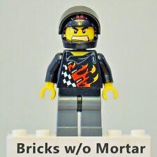 New Genuine LEGO Backyard Bart Blaster Motorcycle World Racers 8864 8896