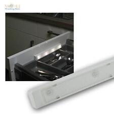 3er Set LED Vibración Lámpara de batería Cajón blanco luz fría Iluminación Cajón