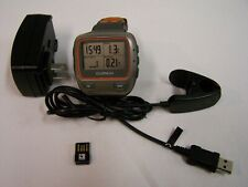 Garmin Forerunner 310xt watch, HR Monitor, USB Ant, and Charger All work