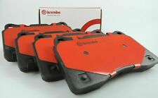 Genuine BREMBO HEAVY DUTY brake pads for NISSAN PATHFINDER R51 FRONT
