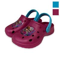 Pantofole Disney Frozen ciabatte per ragazza bambina zoccoli clog 2613