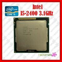 Intel Core i5-2400 Sandy Bridge Processor 3.1GHz 6MB LGA 1155 CPU Only Warranty