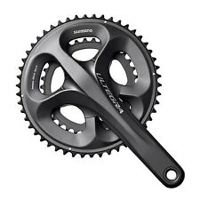 Guarnitura Shimano Ultegra FC-6750 10 s v 53-39 170 nuova bike Crankset new